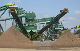 Silica Sand Washing Plant