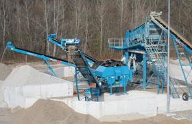 Calcite Quarry Plant