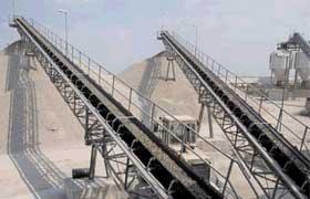 Rock Quarry Belt Conveyor