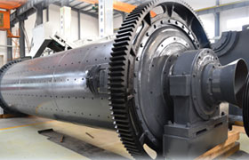 Central Drive Ball Mill Torque